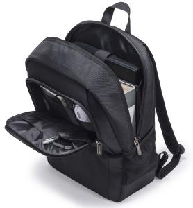 Backpack BASE 13-14.1 Black - Plecak na notebook