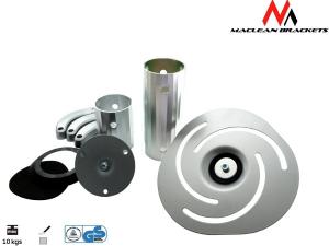 Uchwyt sufitowy do projektora Maclean MC-515 S 80-170mm 10kg