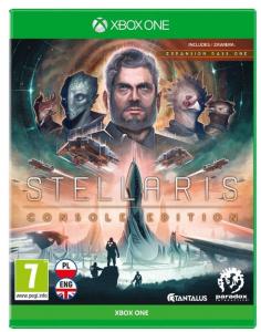 Gra Xone Stellaris Console Edition