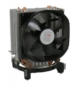 WENTYLATOR CPU LC-CC-100 MULTI-SOCKET 170W 2200RPM ALUMINIUM + MIEDŹ PWM 43,3 CFM