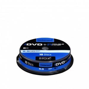 DVD+R 8.5GB Double Layer Printable (10 Cake)