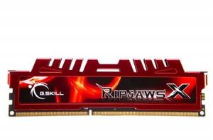 DDR3 4GB (2x2GB) RipjawsX 1600MHz CL9 XMP