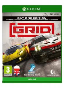 Gra Xone Grid D1 Edition