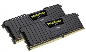 Pamięć DDR4 Vengeance LPX 16GB/3200(2*8GB) BLACK CL16 Ryzen mem kit