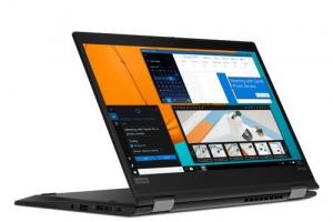 Ultrabook ThinkPad X13 Yoga G1 20SX002QPB W10Pro i5-10210U/16GB/512GB/INT/LTE/13.3 FHD/Touch/Black