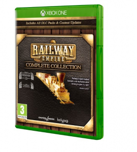 Gra Xone Railway Empire Complete Collection