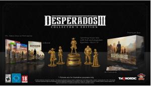 Gra PS4 Desperados III Collectors ED