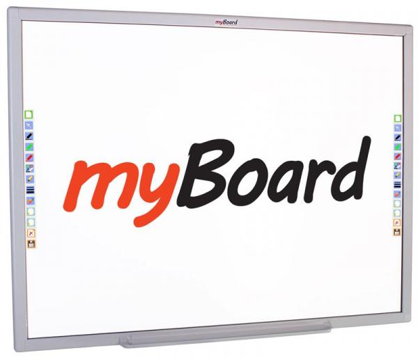 myBoard 84'S lakierowan 4:3 10-touch, multi gest